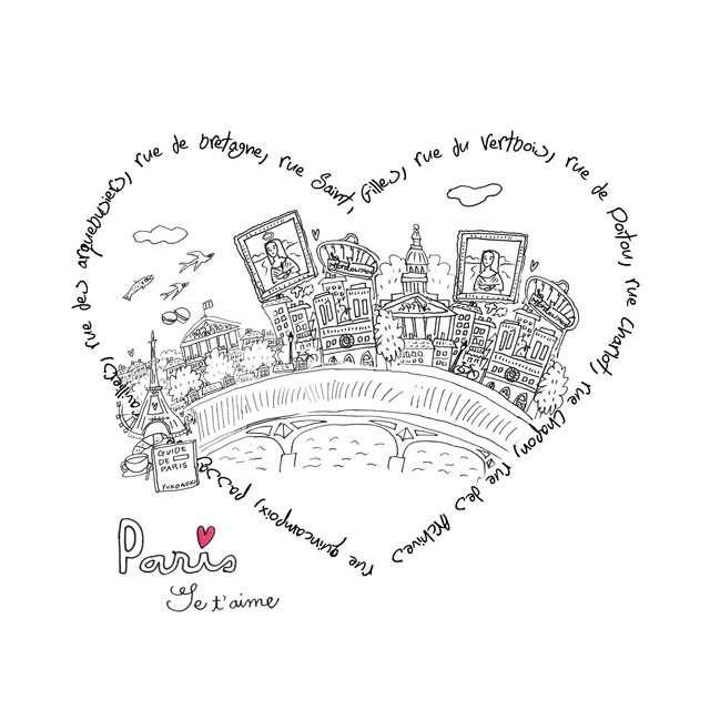 PARIS JE T'AIME #2