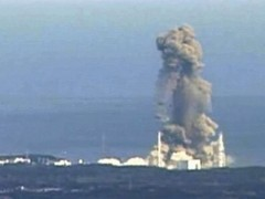 Photo 2. Fukushima Nuclear Reactor 1 Accident