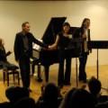 Soirée musicale « pour les enfants de Fukushima »