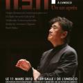 Yutaka Sado en Concert à l'UNESCO : 11.3.11 Un an après